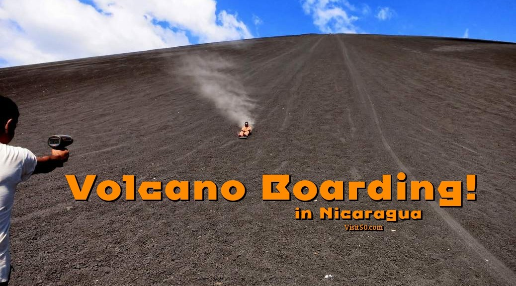 Volcano Boarding cover photo for Visit50 post