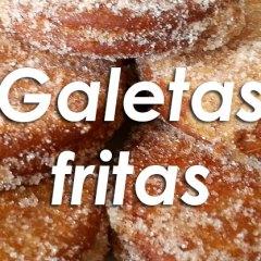 Galletas fritas