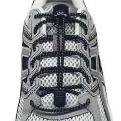 LOCK LACES – Cordones elásticos sin nudo, para zapatillas – 3 pares