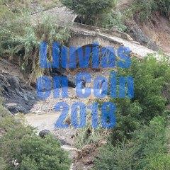 Lluvias en Coín 2018