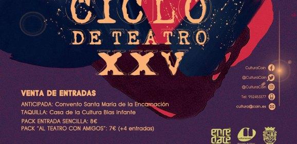 Ciclo de Teatro de Coín 2019