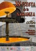 Fiesta de la Naranja Coin 2011