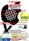 Torneo de Padel Autorecambios Cecilio