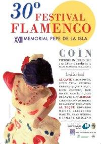 Festival Flamenco Pepe de la Isla 2012
