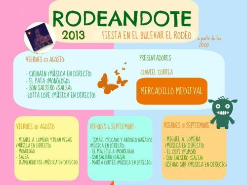 rodeandote 2013