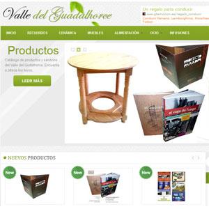 tienda online valle del guadalhorce