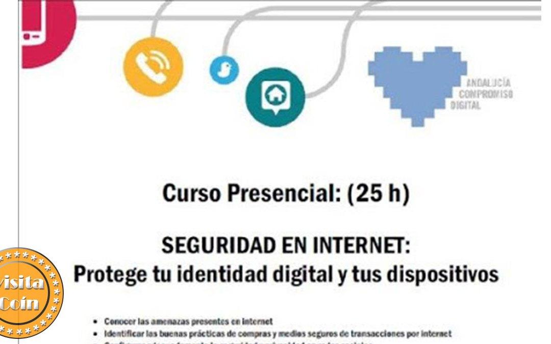 Curso sobre seguridad en Internet