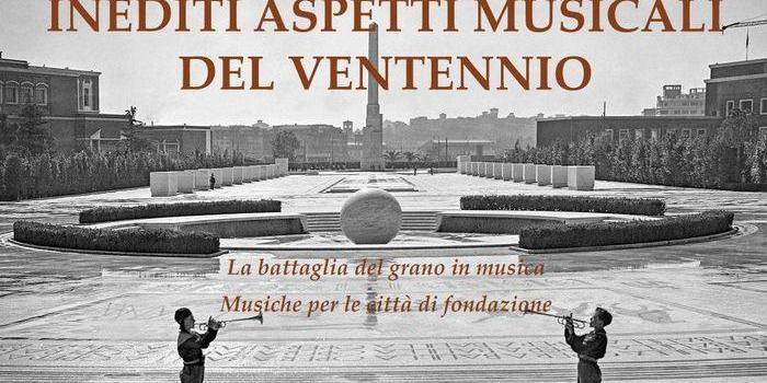 Spazio COMEL Arte Contemporanea – Inediti aspetti musicali del Ventennio