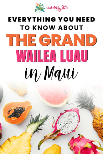 Grand Wailea Luau in Maui, Hawaii Review