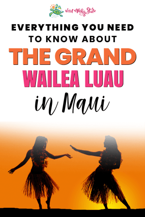 Maui Luau Grand Wailea Review