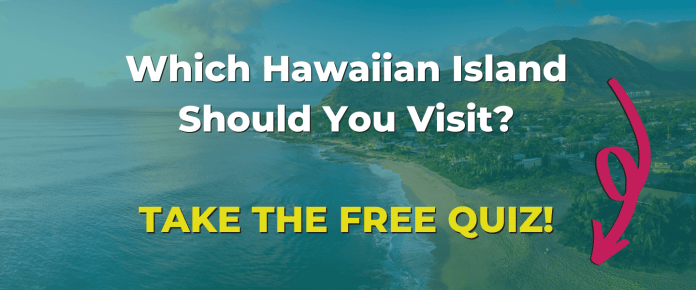 Hawaii Island Quiz