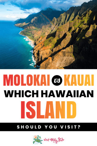 Molokai versus Kauai, which island should you choose?