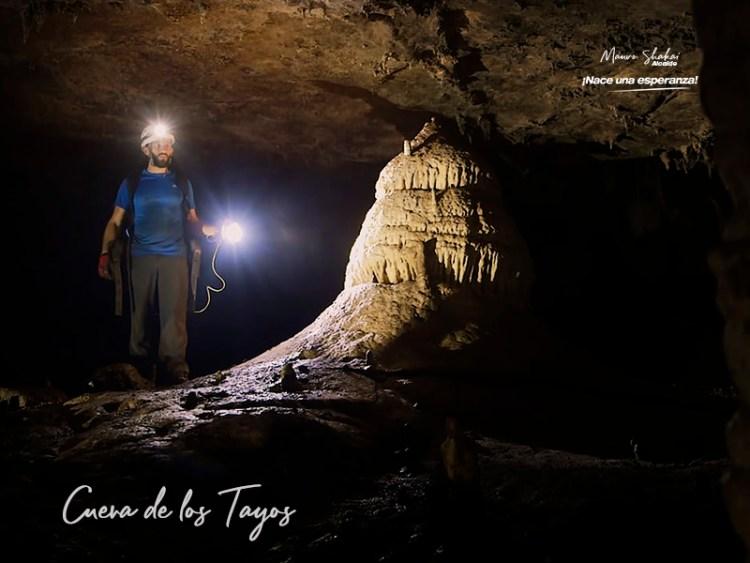 Cueva de los Tayos Huamboya