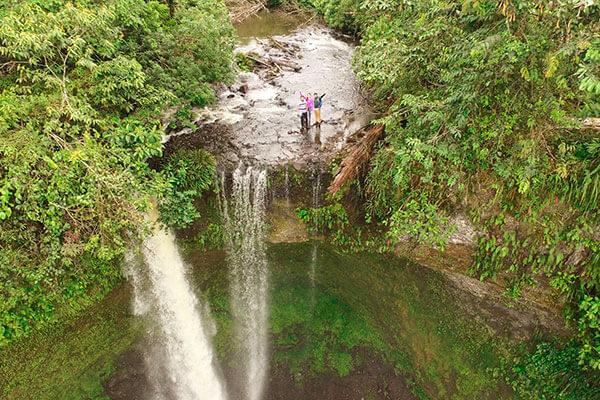 Cascada de Samikin