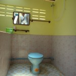 Homestay bathroom