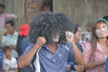 Khmer dancing