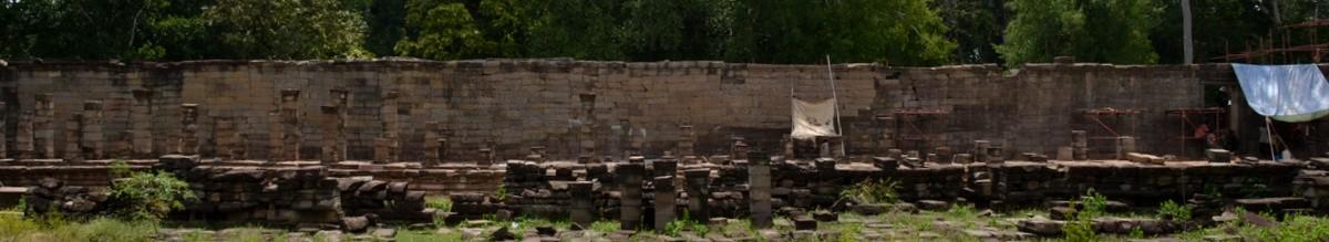 Banteay Chhmar east gallery