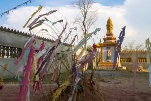 Phnom Ksat (Sand Temple) ceremony