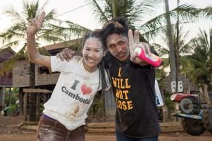 We both love Cambodia