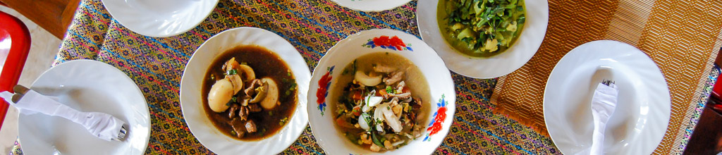 Traditional Khmer Food