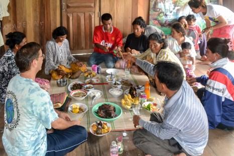 Celebrating Phchum Ben at home