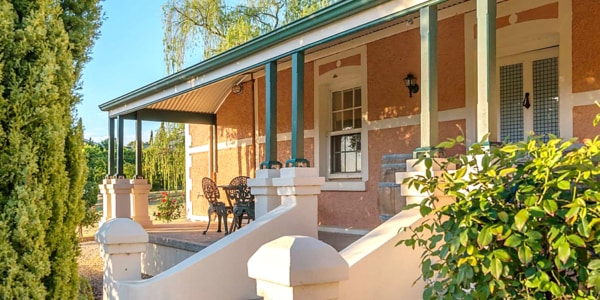 Barossa Shiraz Estate Luxury Cottages