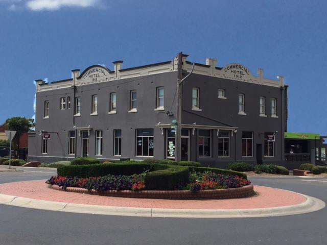 commercial hotel - Commercial Hotel Warragul