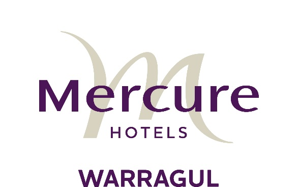 Mercure Warragul logo - Mercure Warragul