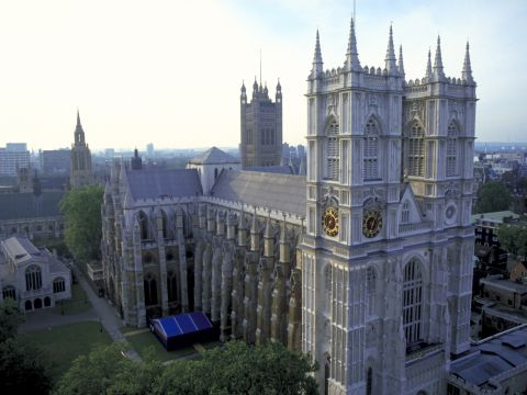 Westminster Abbey VisitBritain