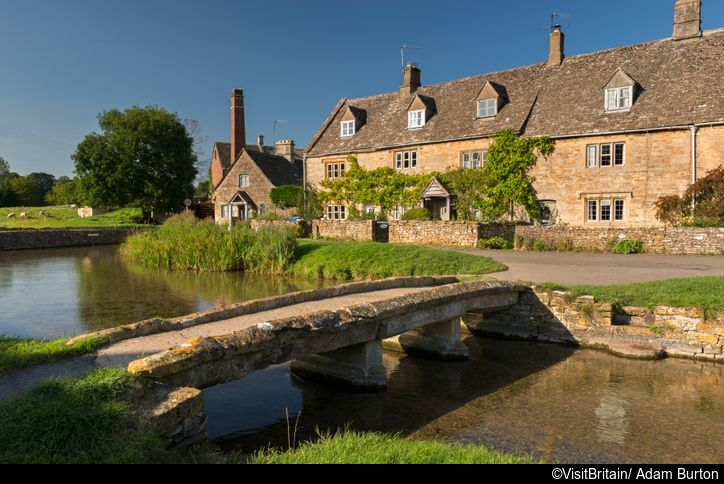 cottage tradizionale a Lower Slaughter