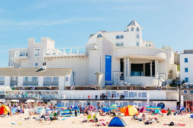 Tate St Ives, Museum in Cornwall, Engeland