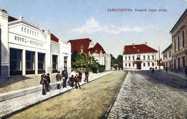 Csáktornya – Čakovec nekad