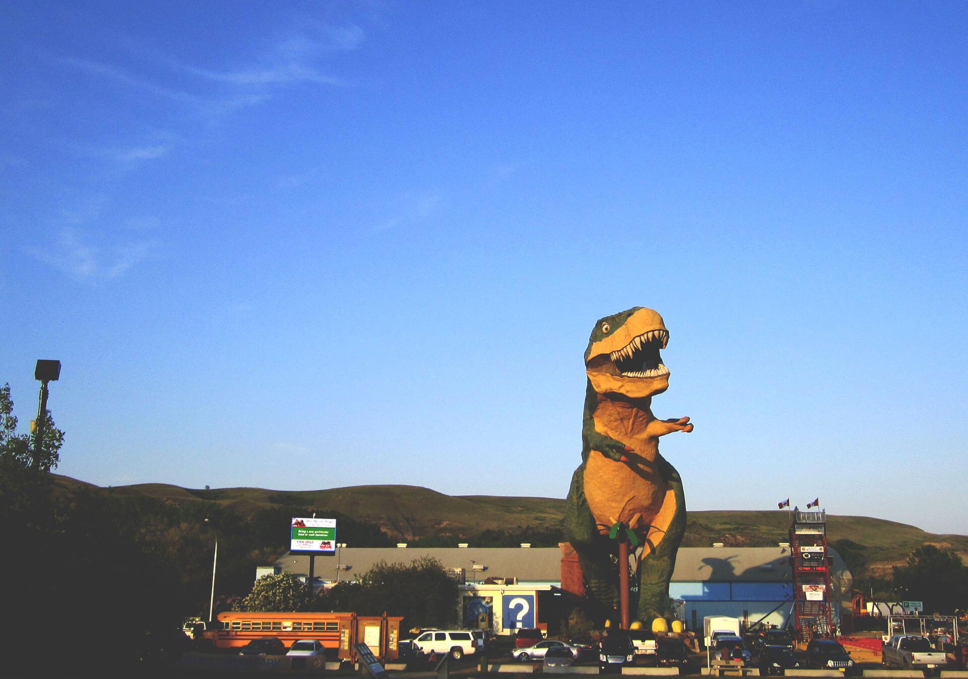 5 Family Friendly Dinosaur Experiences Near Calgary