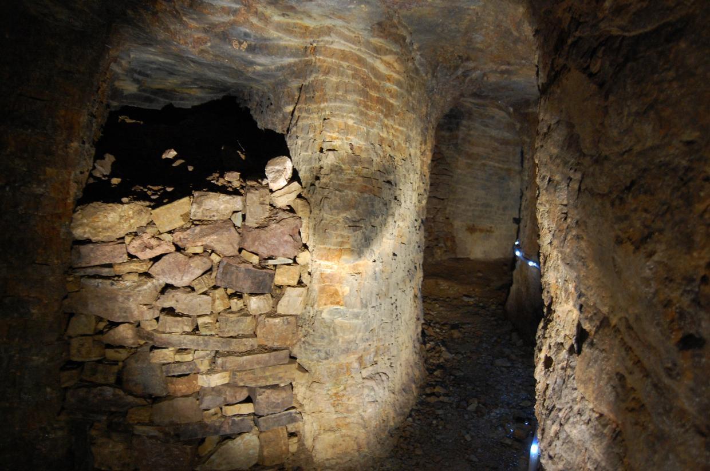 Miniere del Morone-Castell'Azzara-Toscana-Italy