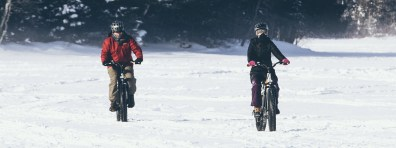 Gunflint Lodge Fat Tire Biking