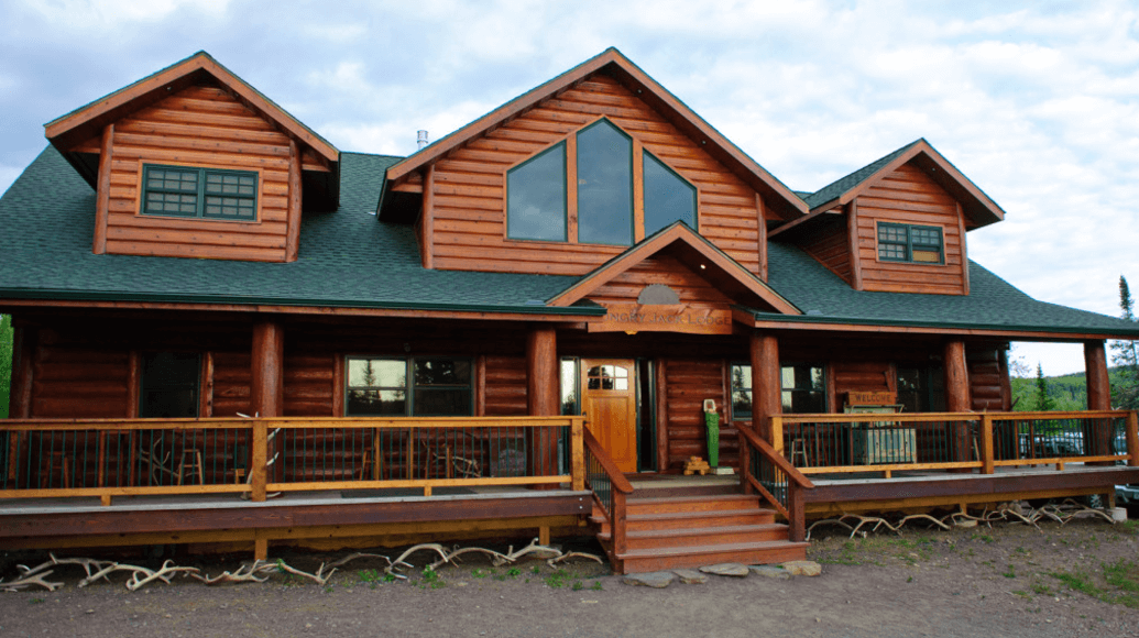Exterior of Hungry Jack Lodge & Campground