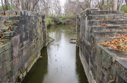 Lock No. 13, Independence Dam