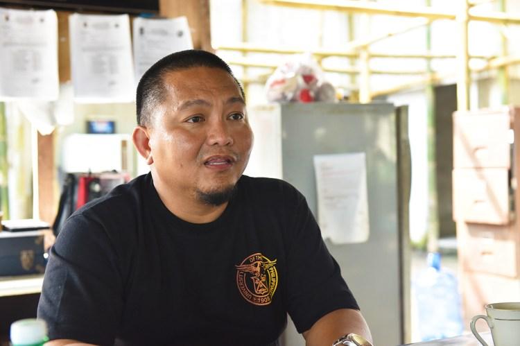 Mayor Alfredo M Coro