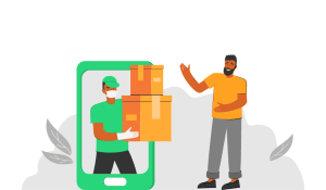 Manage your workplace deliveries!