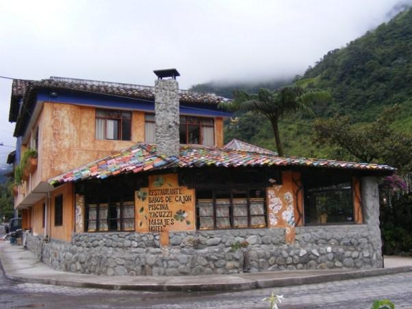Hosteria Miramelindo. www.visitecuadorandsouthamerica.com