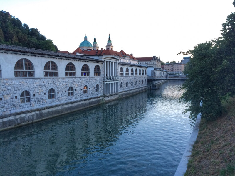 From Krakow to Ljubljana, Bled in Slovenia, a family trip through central Europe