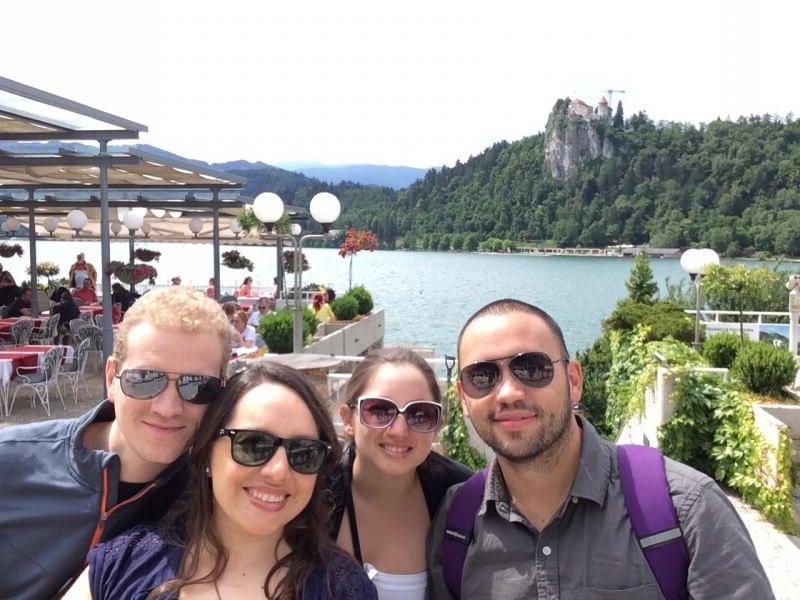 Ljubljana, Slovenia – Bled in Slovenia, a family trip through central Europe