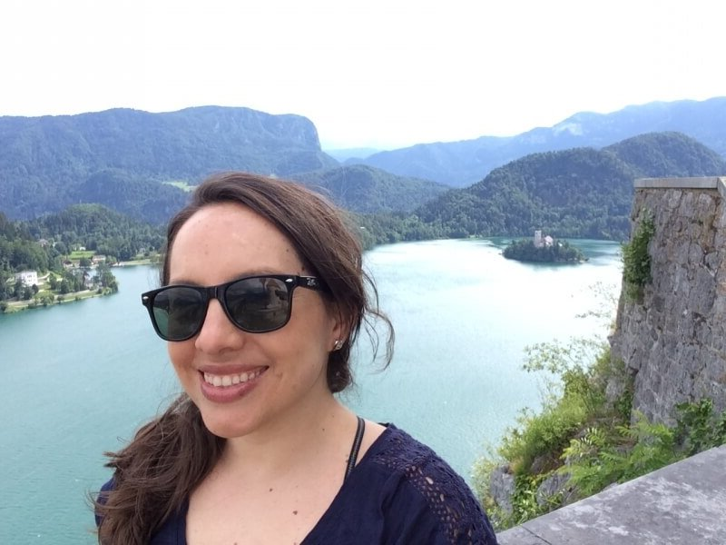 Bled in Slovenia, a family trip through central Europe