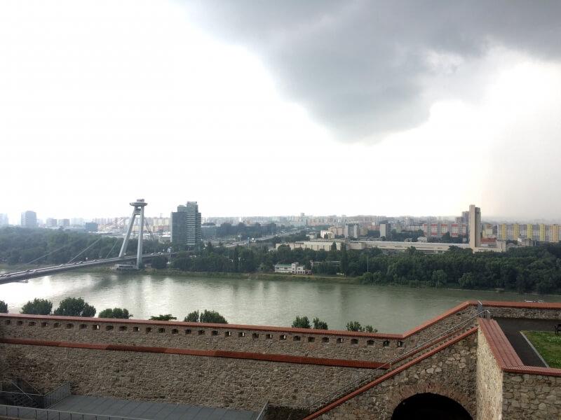Bratislava, Slovakia -Bled in Slovenia, a family trip through central Europe