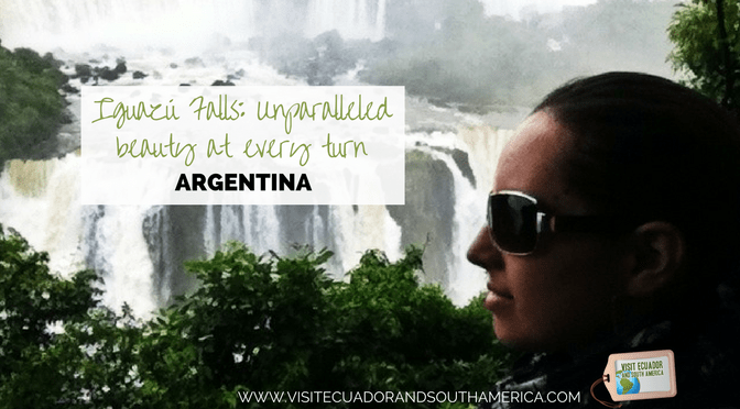 Iguazú Falls in Argentina: Unparalleled beauty at every turn