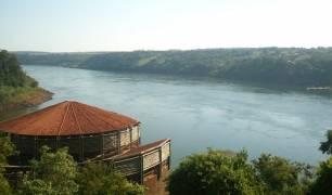 Espaço das Américas, no Marco das Três Fronteiras, em Foz do Iguaçu