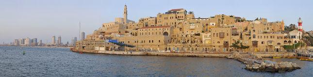 Puerto de antigua Jaffa
