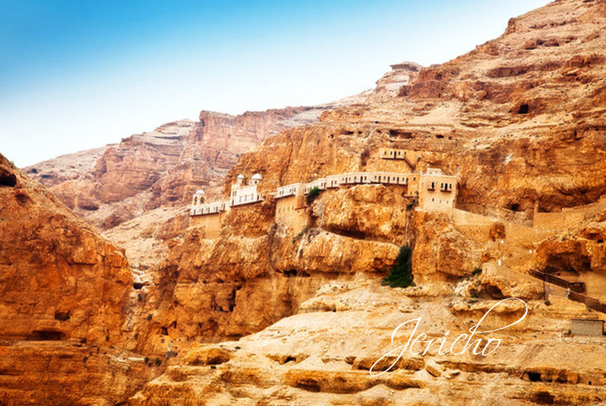 tour a Jerico israel