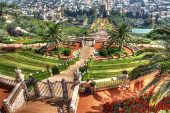 Tour a Cesarea + Haifa + Meggido 105 $