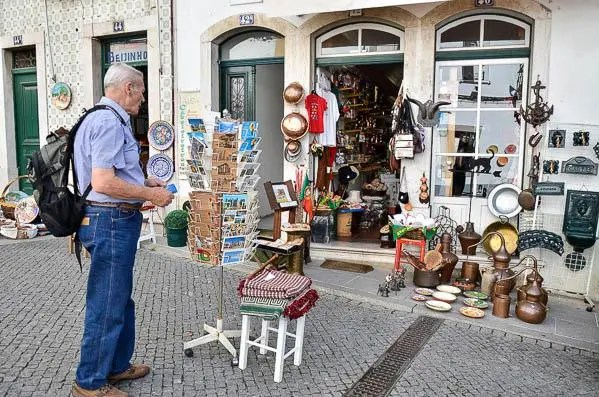 Donde comprar recuerdos en Évora y Alentejo